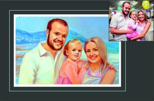 Портрет для семьи