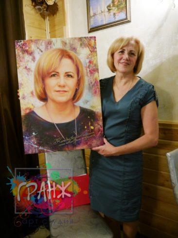 Портрет на заказ Казань