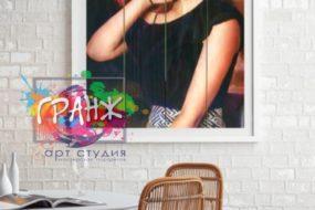 Картины на досках купить в стиле лофт Казань